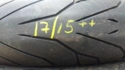 Мотошина 120/70R17 Pirelli Gran Turismo