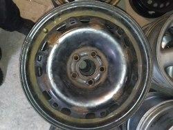 Диск колесный R15 , 5-100 , dia 57,1