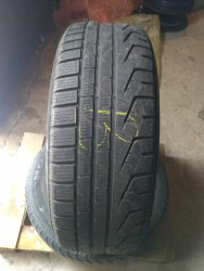 Комплект шин 225/55R17 Pirelli Sottozero Winter 210 Run flat