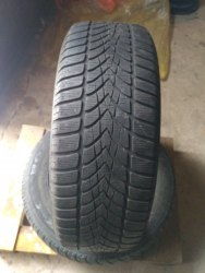 Пара шин 205/55R16 Dunlop Sp Winter Sport 4D