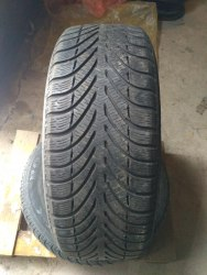 Пара шин 225/50R17 BF Goodrich G Force