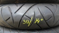 Мотошина 120/70R17 Bridgestone BT021F