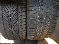 Пара шин 225/55 R17 Goodyear UltraGrip 8 performance