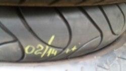 Мотошина 120/70R17 Michelin Pilot road