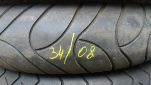 Мотошина 120/70R17 Michelin Pilot road