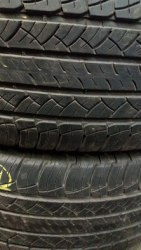 Пара шин 265/60R18 Michelin Latitude touir HP