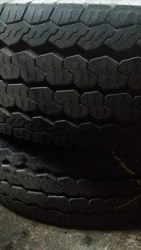 Пара шин 215/75R16С Continental Vanco4seasons