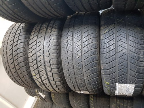 Комплект шин 255/55 R18 Michelin Latitude alpin HP пара 5,5 мм пара и 7 мм