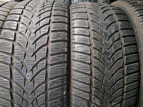 Пара шин 205/50 R17 Dunlop Winter Sport 4D