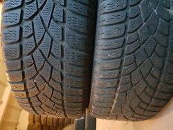 Пара шин 225/55 R16 Dunlop SP Winter Sport 3D