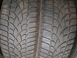 Пара шин 205/60 R16 Dunlop SP Winter Sport 3D
