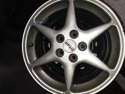Комплект дисков R16 , 5-112 Titan