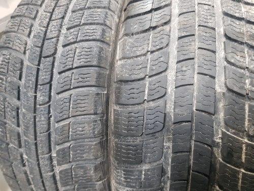 Пара шин 205/55 R16 Michelin Alpin A2