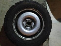 Диск колесный R13 Volkswagen 4-100 , dia57,1 , et 38