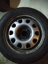 Диск колесный R14 4-100 Volkswagen