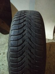 Пара шин 195/65R15 Michelin Alpin A4