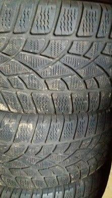 Пара шин 225/55 R17 Dunlop 3D