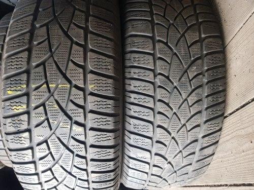 Пара шин 225/50 R17 Dunlop 3D