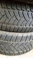 Комплект шин 225/50R17 Dunlop M3