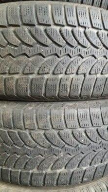 Пара шин 225/55 R17 Bridgestone LM80