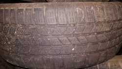 Пара шин 255/55R19 Continental Crosscontact winter