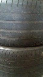 Пара шин 325/35R20 Pirelli pzero