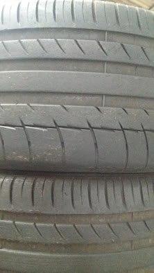Пара шин 235/35R19 Michelin Pilot sport