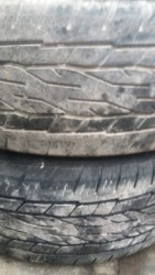 Пара шин 235/65R17 Continental Crosscontact
