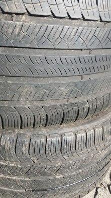 Пара шин 285/40R19 Michelin Pilot sport h/s