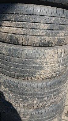 Комплект шин 235/60R17 Dunlop grandtek