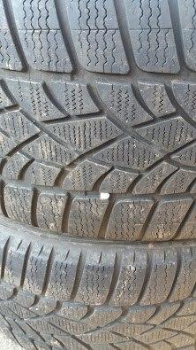 Пара шин 265/45R18 Dunlop 3D