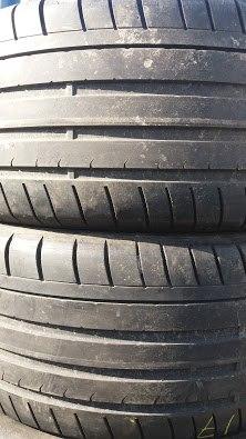 Пара шин 245/45R17 Dunlop SP maxx GT