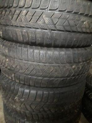 Комплект шин 215/55R17 Pirelli Sottozero