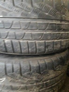 Пара шин 255/45R19 Pirelli Sottozero
