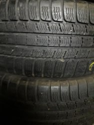 Пара шин 235/55R17 Michelin Alpin hp