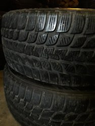 Пара шин 225/45R17 Bridgestone Blizzak lm-25