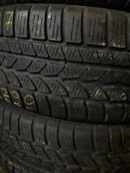 Пара шин 225/50R17 Continental Crosswinter