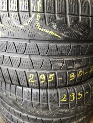 Пара шин 295/30R20 Pirelli W240