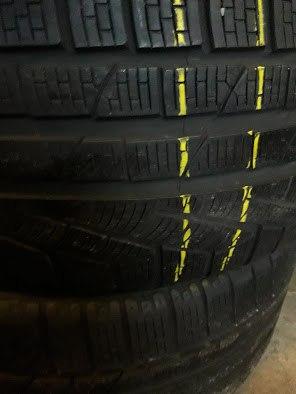 Пара шин 235/35R19 Pirelli W240