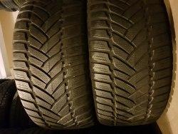 Пара шин 255/45R17 Dunlop M3