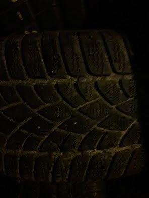 Пара шин 245/45R19 Dunlop 3D