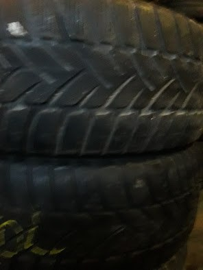 Пара шин 255/55R18 Dunlop M3