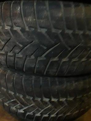 Комплект шин 265/55R19 Dunlop M3