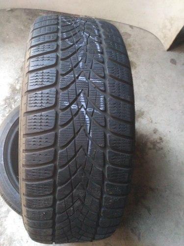 Пара шин 225/55R17 Dunlop Sp Sport 4D RSC