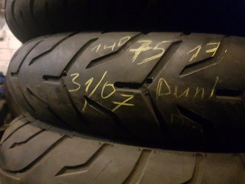 Мотошина 140 75 17 Dunlop Д 407
