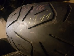 Мотошина Bridgestone D852 radial