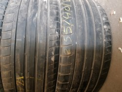 Пара шин 255 40 21 Dunlop Sport Maxx GT
