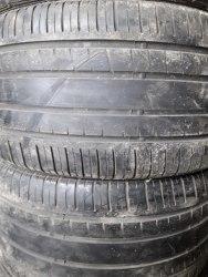 Пара шин 285/35R18 Pirelli Pzero rosso
