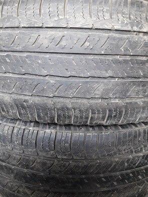 Пара шин 265/70R17 Michelin Latitude