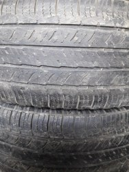 Пара шин 265/70R17 Michelin Latitude